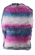 Bench Womens Orion Blue Light Weight Brukner B Packable Backpack NWT image 2