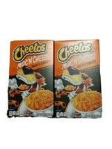 2 Pack Of Cheetos Mac 'n Cheese Bold & Cheesy Flavor 5.9 Oz Brand New! - $11.29
