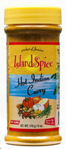 ISLAND SPICE HOT INDIAN CURRY 6 OZ ( PACK OF 3) - $19.99