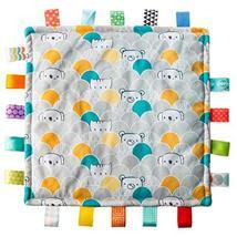 "Taggies Original Blanket, 12 X 12"", Comfy Peekaboo (41512) - $18.95"