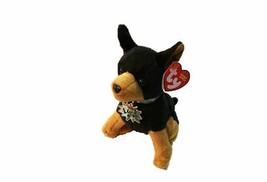 TY Beanie Babies Doberman Pinscher Luca 2004 Dog Plush Toy  - $22.76