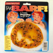 4 LG FAKE BARF vomit puke up-chuck joke gag trick NV425 - $9.02