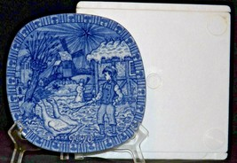 Sweden 1970 Limited Edition Christmas Plate by Julen Rörstrand  AA20-CP2313 Vint image 2