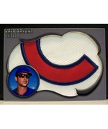 Kris Bryant 3 Color Jumbo Jersey Patch Card Limited 1/10 Cubs Nice! - $59.99