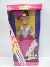 Mattel Barbie Dolls of the World Collection Second Edition French doll NRFB - $19.75