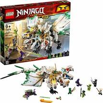 LEGO Ninjago Legacy The Ultra Dragon 70679 Building Kit , New 2019 (951 ... - $136.14