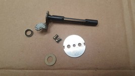 84-87 Honda GL1200 carburetor # 2 FRONT LEFT throttle shaft butterfly fl... - $18.81