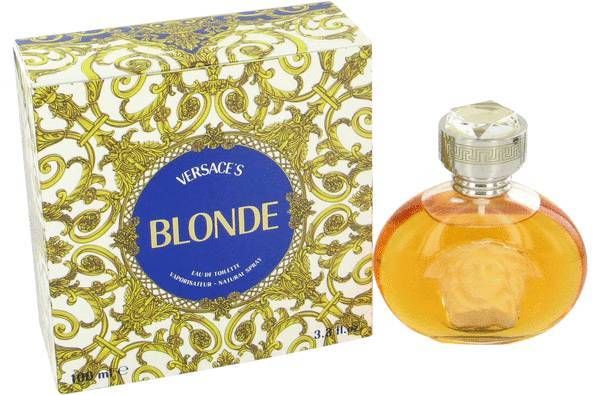 Versace Blonde Perfume 3.3 Oz Eau De Toilette Spray