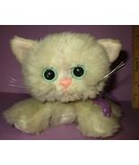 Vintage Tyco Kitty Kitty Kitten Kittens Plush Rattle Purr Cat RARE Brown... - $300.00