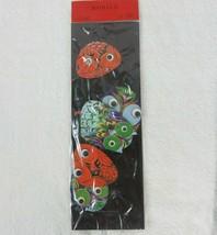 Vintage Google Eye Owls Hanging Paper Mobile Fully Assembled Made in Japan - $29.65