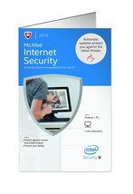 McAfee Internet Security 2015 - 1 PC for 1 User + free 2019 upg - Downlo... - $3.49