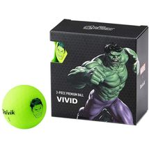 Volvik Marvel Golf Balls 4pk-The Hulk - $25.76