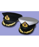 WHITE STAR CRUISE SHIP TITANIC CAPTAIN SMITH HAT FIRST CLASS COURTESY TO... - $148.00