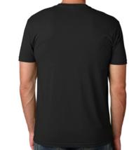 Panoware Men's I'm Your Huckleberry T-Shirt Size Large, Black image 2