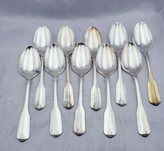 10 Lady Hamilton by Community Oneida Place Soup Spoons Perfect for Craft... - $20.00