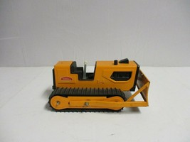 "Vintage Tonka Pressed Steel Toy T6 Construction Bulldozer 9"" All ORGINAL - $44.54"