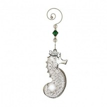 Waterford Crystal 2015 Annual Seahorse ornament New In Box # 40005051 - $54.70