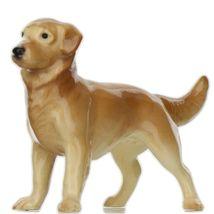 Hagen Renaker Dog Golden Retriever Papa Ceramic Figurine image 4