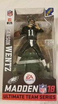 Carson Wentz Philadelphia Eagles Mcfarlane Action Figure Sports Picks Ma... - $39.19