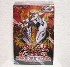 Yu-Gi-Oh English Warriors Strike Structure Deck 5D's Warrior's Strike St... - $34.47