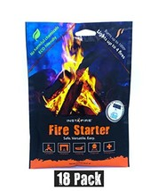 Instafire Granulated Fire Starter, All Natural, Eco-Friendly, Lights up to 120 T