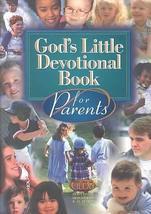 God's Little Devotional Book for Parents (God's Little Devotional Books)... - $4.79