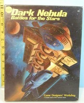 Dark Nebula Battle for the Stars GDW 1980 Punched Best Sci-Fi Nom. - $49.50