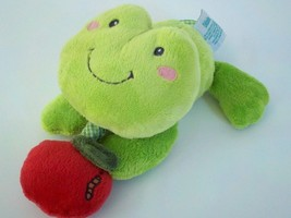 Russ Dibbles Frog Pull-String Rock-a-Bye Lullaby Plush Stuffed Animal Do... - $14.84