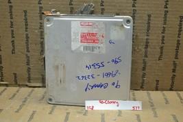 1990 Toyota Camry 4 cyl AT Engine Control Unit ECU 8966132362 Module 577... - $24.30