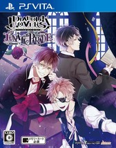 USED PS Vita Diabolik Lovers Lunatic Parade Vers Lunatic Parade from Japan - $38.13