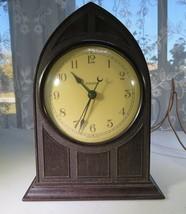 Adams clock USA bakelit art deco Bauhaus mid century décor - $70.00