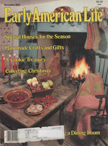 Early American Life Magazine December 1984 A Cookie Treasury- - $2.50