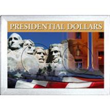 H.E. Harris & Co Presidential Dollar Frosty Case 2X3  - $5.82