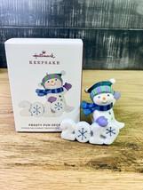 Hallmark Keepsake Christmas Ornament - 10th In The Frosty Fun Decade Ser... - $14.84