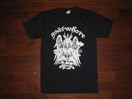 Goatwhore - Who Needs God When You've Got Satan-2 Sided Print.New - $17.99+