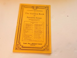 Complete Instrumention of The Golden Book of Favorite Songs - Book 13   ... - $7.99