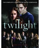 Twilight: The Complete Illustrated Movie Companion [Oct 28, 2008] Cotta ... - $34.65