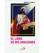 El Libro de Mis Oraciones by Heriberto Jacobo (Con Covertor de Plastico)Original - $7.38