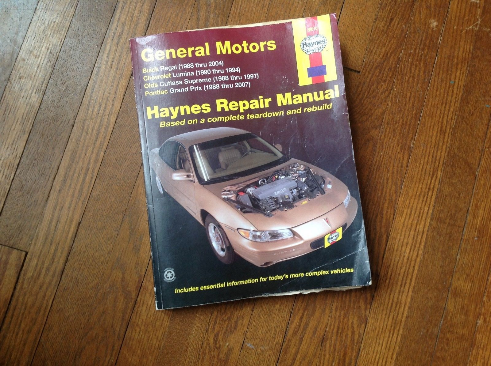 haynes repair manual 38010 general motors and 50 similar items rh bonanza com 1986 Buick Regal 1986 Buick Regal