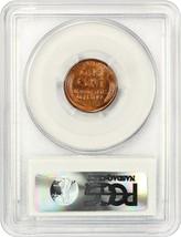 1912 1c PCGS PR 64 RD - Lincoln Cent - Scarce Matte Proof image 2