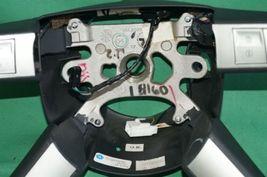 05-07 Chrysler 300 300c Leather Woodgrain Steering Wheel image 7