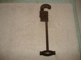 "Vintage Barnes Cutter, 3 wheel pipe cutter #1, Reed Mfg, 1-1/2"" diameter Max - $24.74"