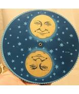 Hermle-Kieninger Grandfather clock dial  moon disk - $9.89