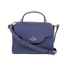 NWT KATE SPADE NEW YORK Leewood Place Mini Makayla Crossbody Blue Purse ... - $212.50 CAD