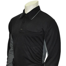 SMITTY | USA-313 | MLB Style Long Sleeve with Side Panels | Baseball Umpire - $49.99