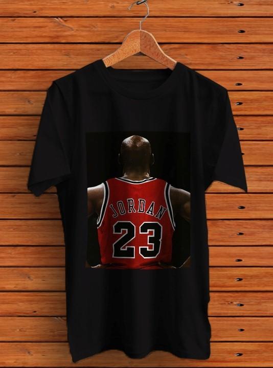 d496bd9044eb Jordan T-Shirt Men Black and 50 similar items