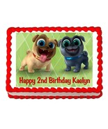 Puppy Dog Pals edible cake image cake topper frosting sheet decoration* - $7.80