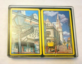 Bourbon Street Double Deck Playing Cards Made In Hong Kong image 5