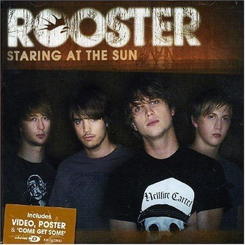Staring at the Sun [CD #2] [Single] by Rooster (CD, Jan-2005, Bmg)
