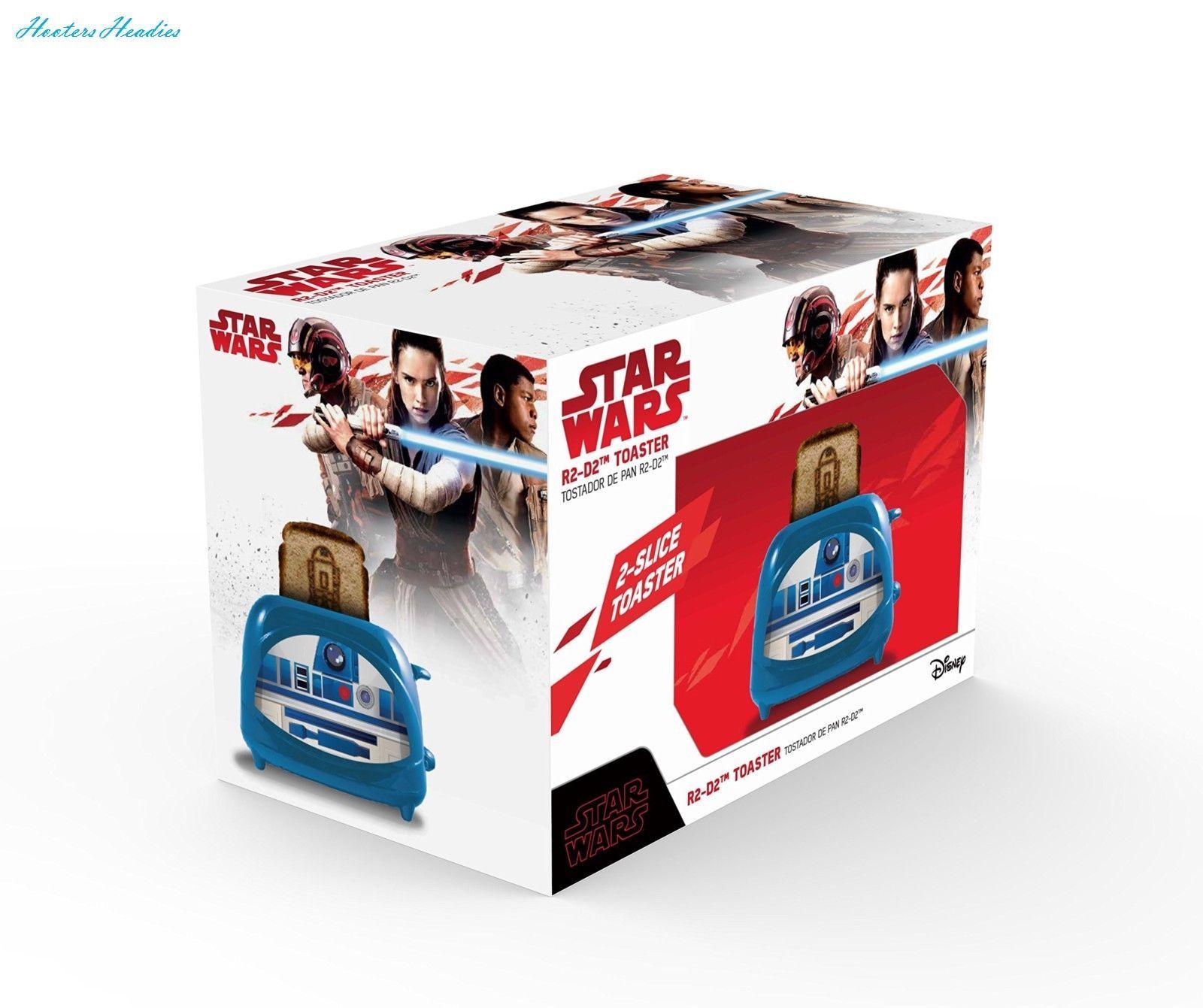 Star Wars R2D2 Empire Toaster